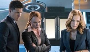 Robbie Amell ve Lauren Ambrose, The X-Files'a geri dönüyor