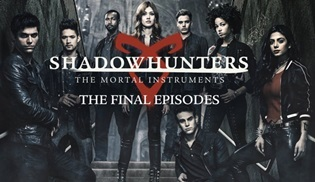 Shadowhunters yeni bölümleriyle 25 Şubat'ta geri dönüyor