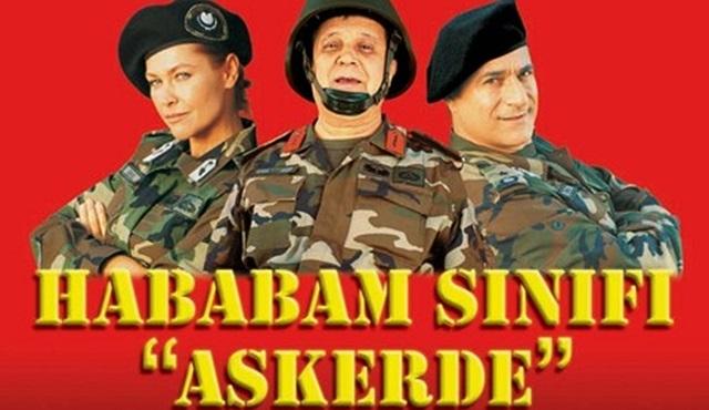 """Hababam Sınıfı Askerde"" Cuma Akşamı Show Tv'de!"