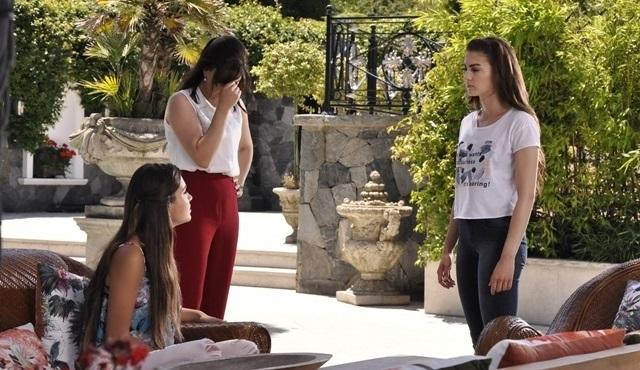 Güneşin Kızları: Belki üstümüzden mantık geçer!