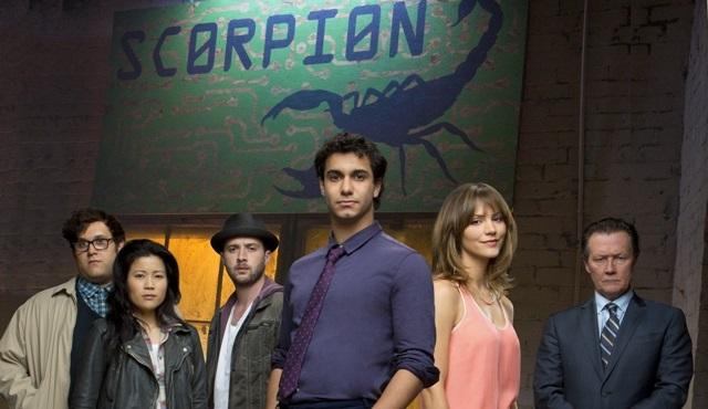 Scorpion, Temmuz'da FOXCRIME'da başlıyor!
