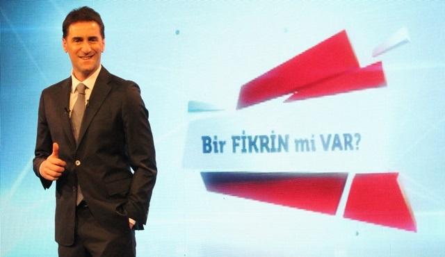 Bir Fikrin mi Var Türkiye yeni sunucusuyla, yeniden TRT Haber'de ekrana geliyor!