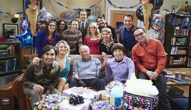 Haftalık reyting analizi: The Big Bang Theory'de 200. bölüm kutlaması!