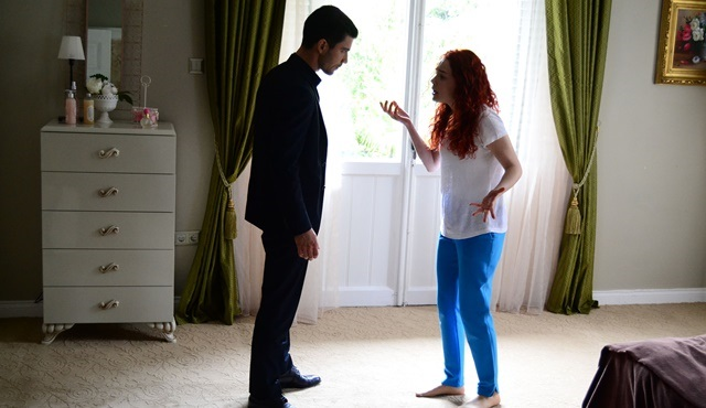 Kalbim Yangın Yeri | Sevda determined to keep the husband