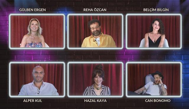 Uzak Ara Eğlence programının ilk bölüm konuğu Hazal Kaya olacak!