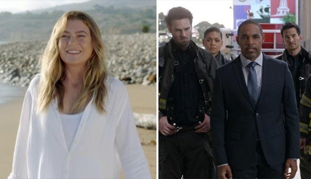 Grey's Anatomy ve Station 19 dizileri yeni sezon onaylarını aldılar