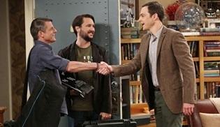 The Big Bang Theory'nin sezon finali pek çok ismi konuk edecek