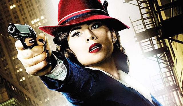 Agent Carter'ın 2. sezon hazırlıkları başladı