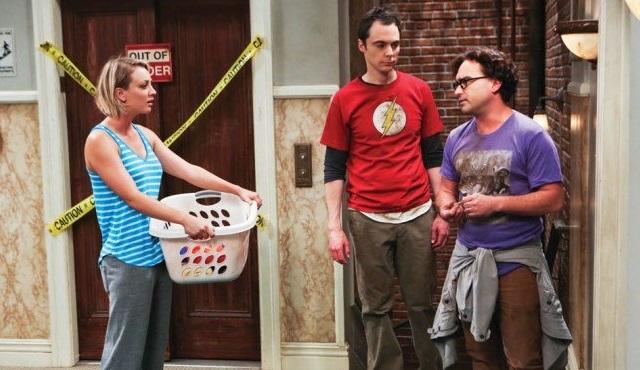 The Big Bang Theory iki sezonluk onay aldı