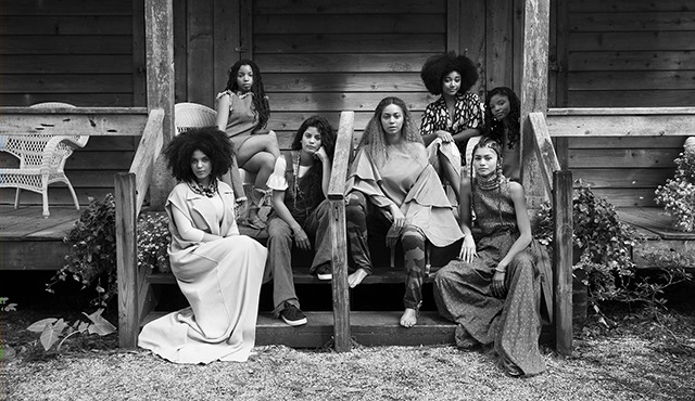 "Beyonce ""Lemonade"" ile Home&Entertainment'ta!"