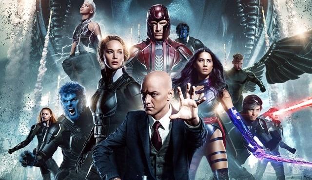 X-Men: Apocalypse filmi Tv'de ilk kez atv'de ekrana gelecek!