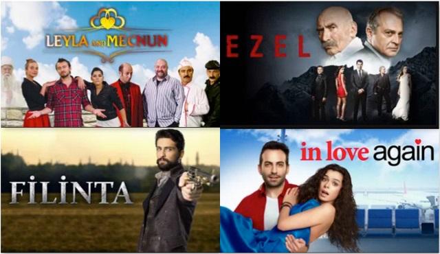 Türk yapımları artık Netflix'te!