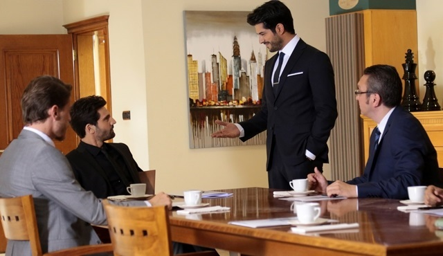 Kara Sevda: Tension between Kemal and Emir