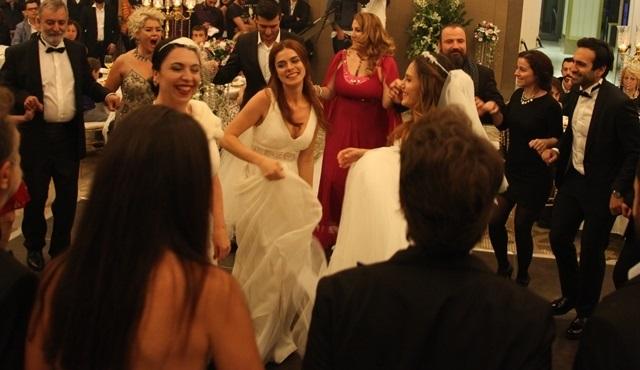 Aşk Yeniden: A busy wedding week takes start