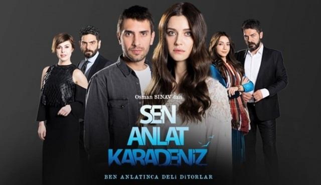 Sen Anlat Karadeniz, MIPTV'de bu yılın en dikkat çeken dizileri arasına girdi!