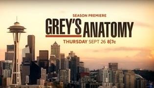 Grey's Anatomy 16. sezonuyla 26 Eylül'de başlıyor