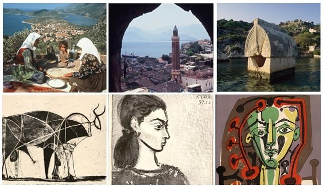 Picasso ve Ara Güler sergileri Antalya Kültür Sanat'ta devam ediyor!