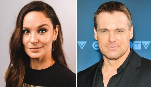 Sarah Wayne Callies ve Michael Shanks, mini dizi Unspeakable'ın kadrosunda
