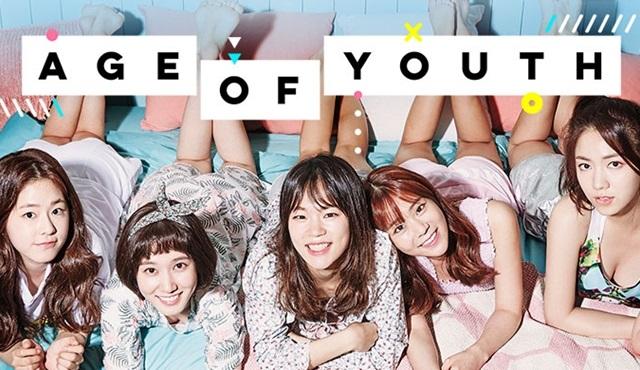 K-pop grubu üyeleri Age of Youth dizisinde buluştu!
