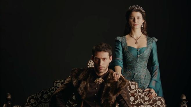 Muhteşem Yüzyıl Kösem : Anastasia'ya Veda, Kösem'e Merhaba