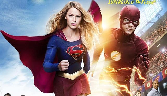 Supergirl: Dünya'nın en iyi kahramanları bir araya geliyor