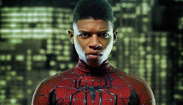 Empire'de rol alan Bryshere Y. Gray, yeni Örümcek Adam olmak istiyor