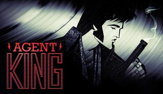 Netflix'ten Elvis Presley'li animasyon dizi geliyor: Agent King