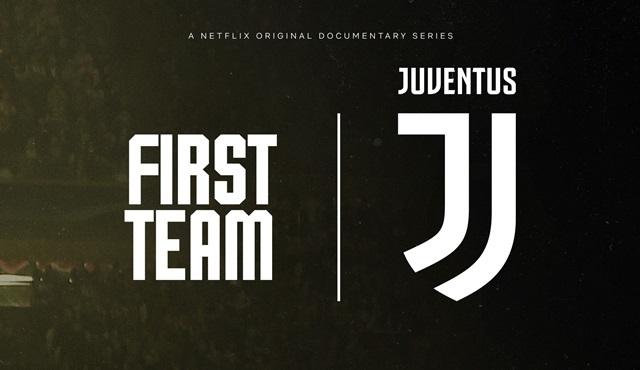 Netflix'in belgesel dizisi İlk Takım: Juventus'un resmi fragmanı ve afişi paylaşıldı