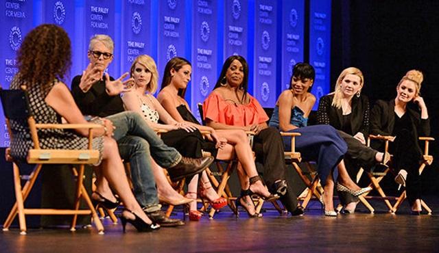 Scream Queens oyuncuları 2. sezonda tam kadro geri dönecek