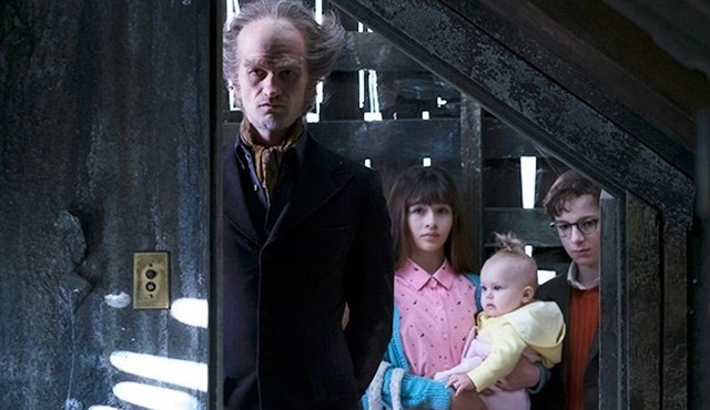 3. A Series of Unfortunate Events / Taken