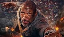 Dwayne Johnson'lı Gökdelen filminden yeni fragman yayınlandı!