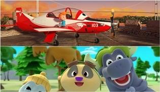 TRT Çocuk'dan iki sinema filmi daha geliyor!