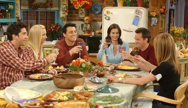 Friends'in özel bölümünün çekimleri gelecek hafta yapılacak