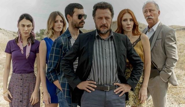 BluTV'den yeni bir polisiye dizi geliyor: Bozkır