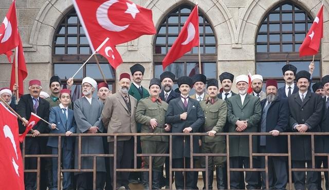 Cumhuriyet'in 97. yıl dönümü TRT'de kutlanacak!