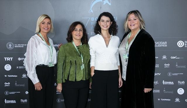 7. Boğaziçi Film Festivali'nde kadınlar baş tacı!