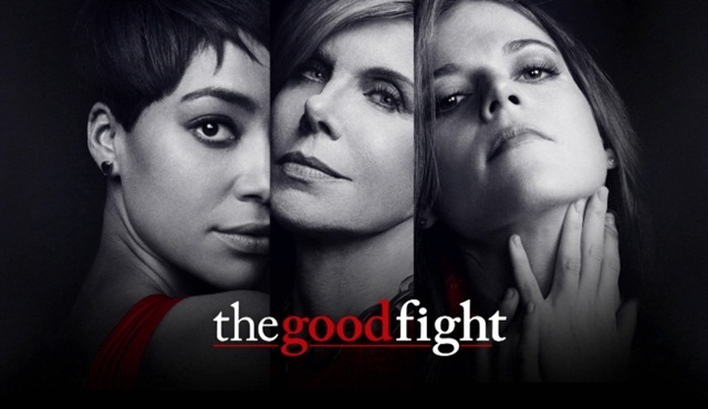 The Good Fight'ın ilk posteri ve kısa fragmanı yayınlandı