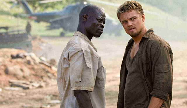 Blood Diamond, Moviemax Oscars'ta yayınlanıyor