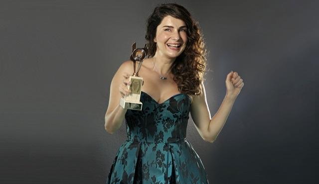 Ece Özdikici'ye Madrid Uluslararası Film Festivali'nden ödül geldi!