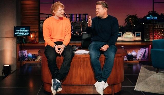 The Late Late Show with James Corden yeni bölümüyle FX'te ekrana gelecek!