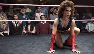 Netflix orijinal dizisi GLOW'un kamera arkası görüntüleri yayınlandı