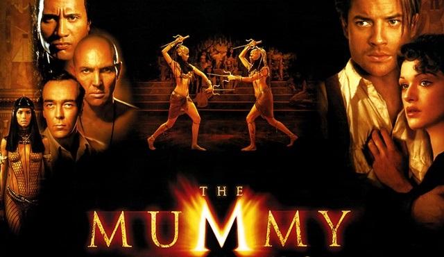 Mumya Dönüyor filmi atv'de ekrana gelecek!
