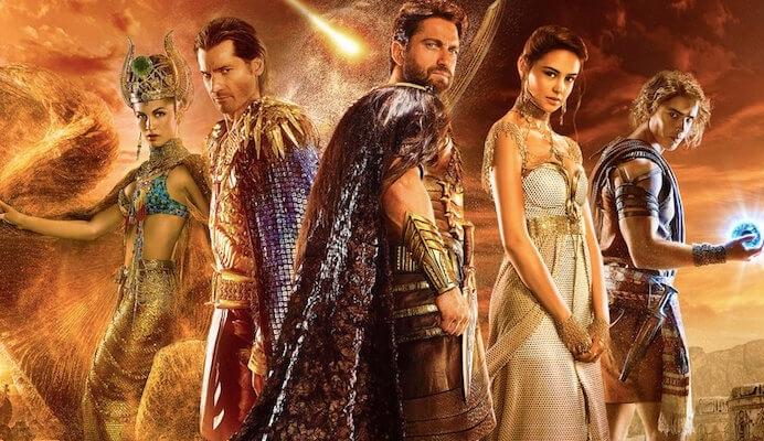 Mısır Tanrıları filmi Star Tv'de ekrana gelecek!