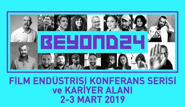 Onur Ünlü, Hilal Saral ve Boran Kuzum da Beyond24 İstanbul'da!