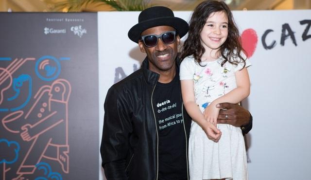 Marcus Miller,  hayranlarıyla imza gününde bir araya geldi!
