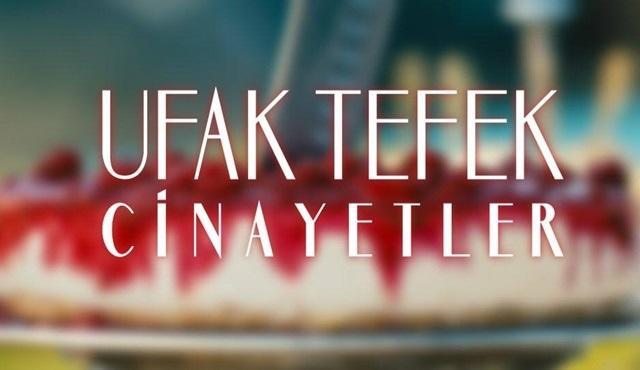Ufak Tefek Cinayetler dizisinin ilk tanıtımı yayında!