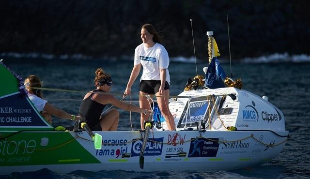 Bir Okyanus, Bir Yarış National Geographic People'da başlıyor!