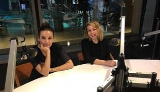 İrem Sak, NTV Radyo dinleyicilerine oyunculuk hayatını ve yeni projelerini anlattı!
