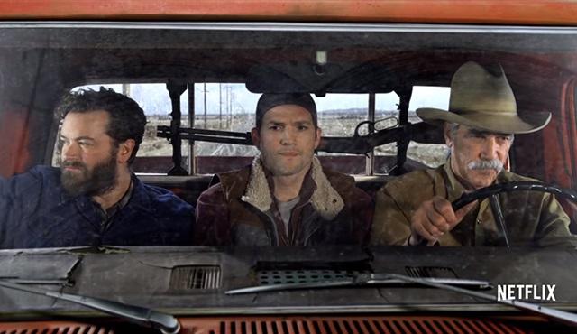 Netflix dizisi The Ranch için ilk fragman paylaşıldı