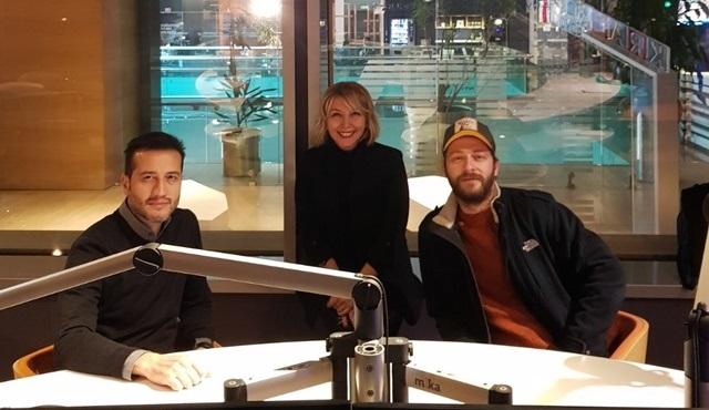 Alican Yücesoy ve Ali Rıza Kubilay, NTV Radyo'nun konuğu oldu!